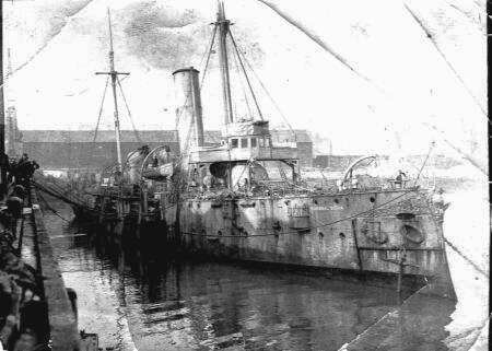 TS General Botha ( formally HMS Thames) - sailed from Plymouth into very heavy weather in the Bay of Biscay and was forced to return to Plymouth. After repairs and adequate preparations, she sailed again and experienced an uneventful passage to South Africa. [Refer Renouf report]